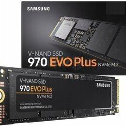 Внешние жесткие диски и SSD - Внутренний SSD накопитель Samsung 970 EVO Plus…, 0