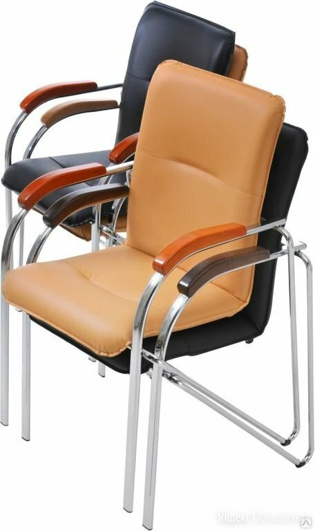 Офисный стул самба (Россия) по цене 3950₽ - Стулья, табуретки, фото 0