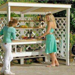 Комплекты садовой мебели - Летняя кухня для дачи, 0