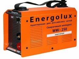 Сварочные аппараты - Сварочный аппарат Energolux WMI-250 (MMA)…, 0