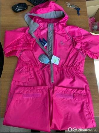 Комбинезон Хиппичик непромокаемый рост 98-104 розовый 3-года Hippychick по цене 2599₽ - Теплые комбинезоны, фото 0