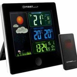 Метеостанции, термометры, барометры - Метеостанция first austria fa-2460, 0