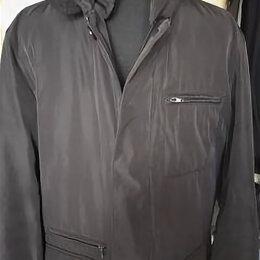 Куртки - Куртка мужская утепленная р.50-52, 0
