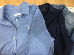 Блузки и кофточки - Рубашки женские брендовые (L), 0