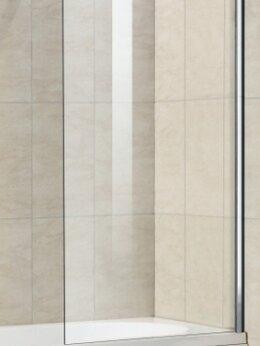 Шторы и карнизы - Шторка на ванну WELTWASSER WW100 100G1-80…, 0