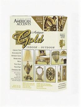 Аэрозольная краска - Античное золото (Antique Gold Kit), 0