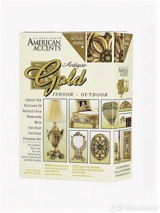 Античное золото (Antique Gold Kit) по цене 1840₽ - Краски, фото 0
