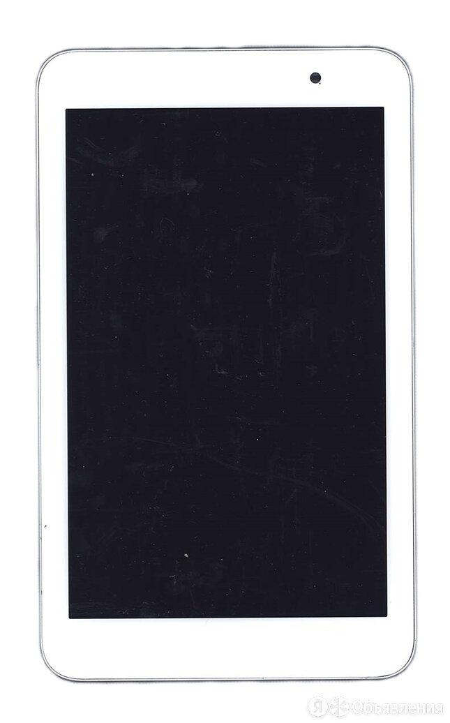 Модуль (матрица + тачскрин) для Asus MeMO Pad 7 ME176 белый с рамкой по цене 1120₽ - Запчасти и аксессуары для планшетов, фото 0