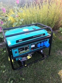 Электрогенераторы - Электрогенератор бензиновый, 0