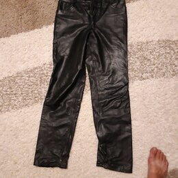 Брюки - Продам брюки кожа, 0