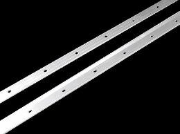 Отделочный профиль, уголки - Рейка краевая алюминиевая ТехноНИКОЛЬ 3,0 м, 0