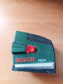 Измерительные инструменты и приборы - Лазерный уровень bosch pcl 20, 0