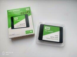 Внутренние жесткие диски - SSD 240 GB WD Green для Ноутбука и ПК, 0