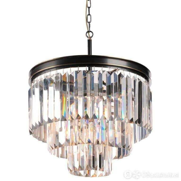 Подвесной светильник Newport 31106/S Black М0052520 по цене 43471₽ - Люстры и потолочные светильники, фото 0
