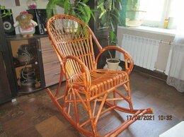 Плетеная мебель - КРЕСЛО-КАЧАЛКА, 0