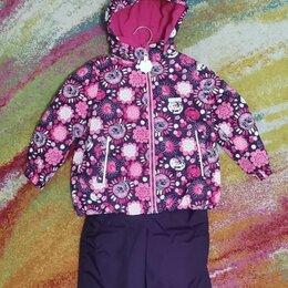 Комплекты верхней одежды - Комплект для девочек kerry k18011/6050 демисезонный, 0