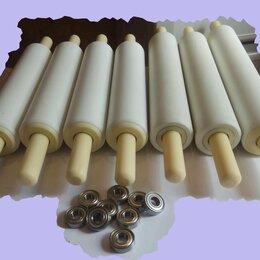 Скалки - Пластиковая скалка, для теста на подшипниках, 0