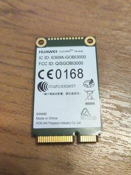 3G,4G, LTE и ADSL модемы - Huawei gobi3000, 0