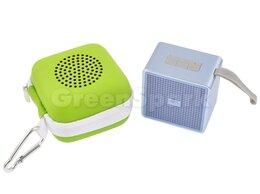 Акустические системы - Колонка-Bluetooth VIXION A105 (синий), 0