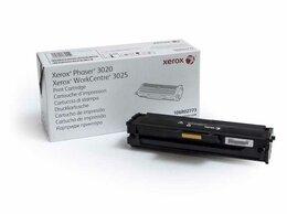 Чернила, тонеры, фотобарабаны - 106R02773 Тонер XEROX, 0