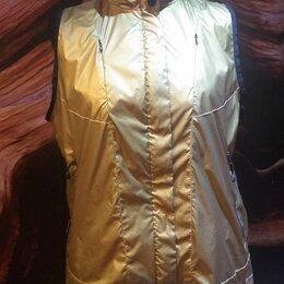 Жилеты - Жилет, безрукавка, ветровка  Ralph Lauren женская, 0