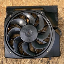 Отопление и кондиционирование  - Вентилятор охлаждения для bmw e36, 0
