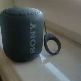 Портативная акустика - Беспроводная колонка SONY XB 10, 0