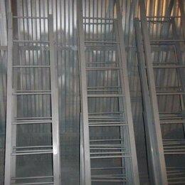 Лестницы и стремянки - Стремянка С1-05 (H=2100) Лестница стальная (7…, 0