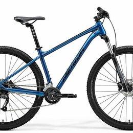 Обода и велосипедные колёса в сборе - Велосипед Merida Big.Nine 60 3x Blue/Black 2021, 0