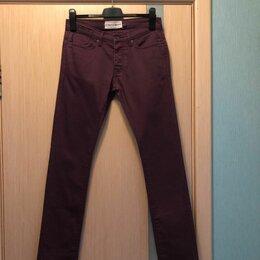 """Джинсы - На 46 размер джинсы """"Topman"""", сливовый"""" цвет, 0"""