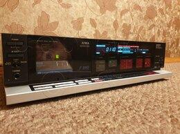 Музыкальные центры,  магнитофоны, магнитолы - Aiwa F-990 Топовая 3-х головая дека Made in Japan, 0