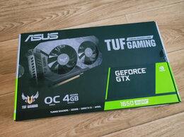 Видеокарты - Новая Asus GeForce GTX 1650 Super 4GB, 0