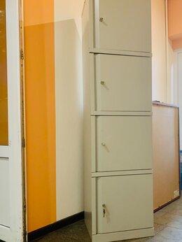 Шкафы для документов - Шкаф металлический Практик на 4 ячейки, 0