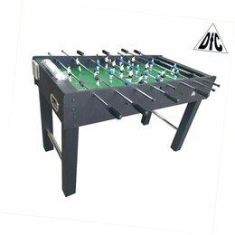 Игровые столы - Игровой стол - футбол DFC SEVILLA II черный борт, 0