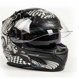 Спортивная защита - Шлем THH TS - 44#4 BLK/GRAY KING EYES (S), 0