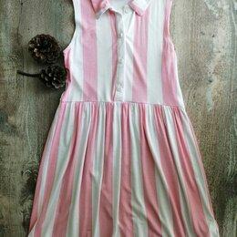 Платья и сарафаны - Платье H&M вискоза. EUR 110-116. 4 - 6 ЛЕТ, 0