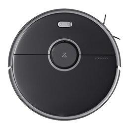 Роботы-пылесосы - Робот-пылесос Xiaomi Roborock S5 MAX Black (Ru), 0