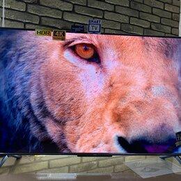 Телевизоры - Безрамочный телевизор 55 с квантовой матрицей, 0