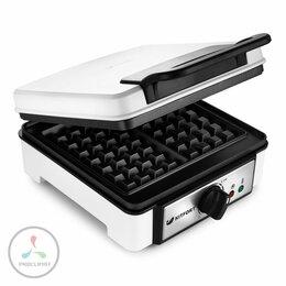Сэндвичницы и приборы для выпечки - Вафельница Kitfort КТ-1646, 0