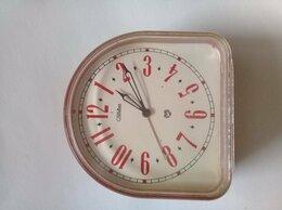 Часы настольные и каминные - Будильник механический , 0