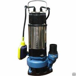 Промышленные насосы и фильтры - Фекальный насос VM-750F, 0