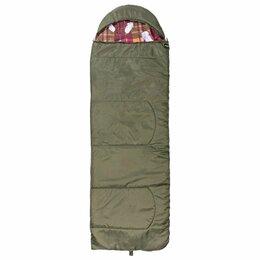 Спальные мешки - Helios Спальный мешок Helios Батыр СОК-4 зелёный, 0