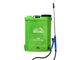 Электрические и бензиновые опрыскиватели - Опрыскиватель электрический Усадьба ЭОЛ-16Л, 0