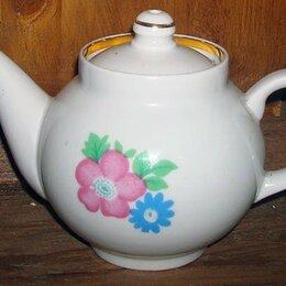 Заварочные чайники - Маленький  заварочный чайник Дулево., 0