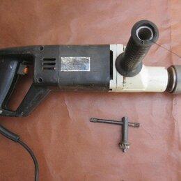 Дрели и строительные миксеры - Дрель ИЭ-1035 СССР 1996 год макс. диаметр 16 мм, 420 ватт, 0
