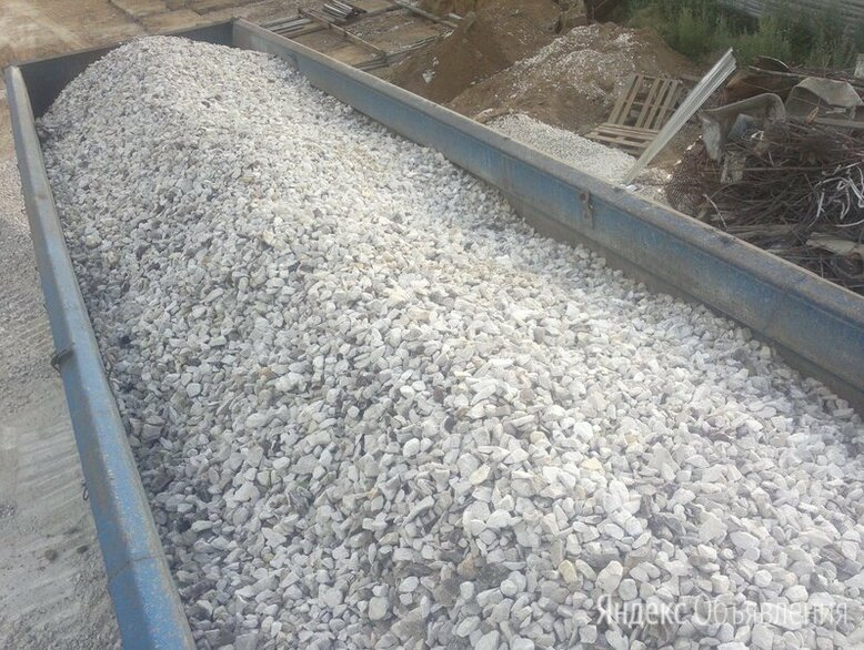 Доставка щебня во Владимире по цене 800₽ - Строительные смеси и сыпучие материалы, фото 0