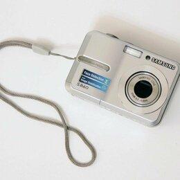 Фотоаппараты - фотоаппарат Samsung, 0
