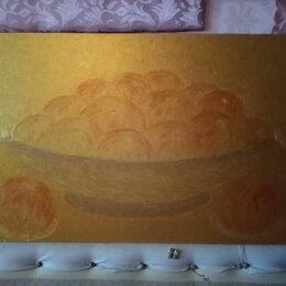 """Картины, постеры, гобелены, панно - Картина""""Большие яблоки""""(двухсторонняя), 0"""