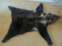 Рога, шкуры, чучела животных - Шкура медведя выделанная, 0