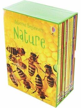 Литература на иностранных языках - Beginners Nature, Usborne, детские книги на…, 0